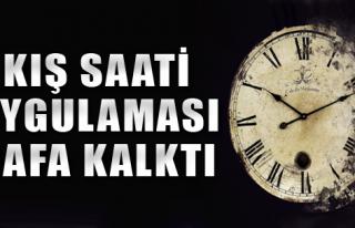 Saatler Geri Alınmayacak