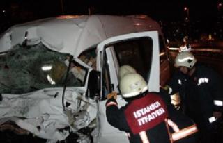 Beyoğlu'nda Ölümlü Kaza