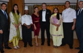 Mövenpick'te Hindistan Kültürü Ve Yemekleri Festivali