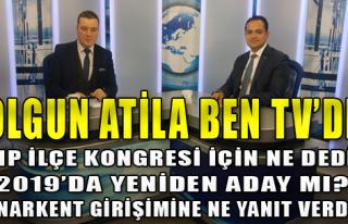 Başkan Atila Merak Edilenleri Anlattı