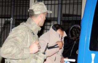 Işid'den Kaçan 2 Türk Tutuklandı