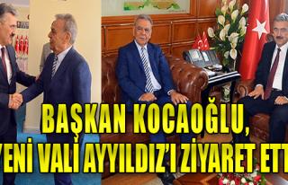 İzmir'in Zirvesinde İlk Buluşma