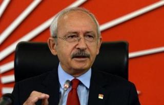 CHP'den 'Kurultay' Kararı