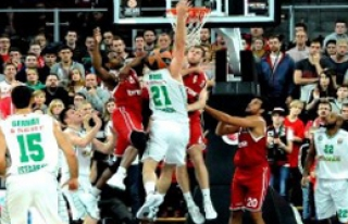 Brose Baskets: 86 - Darüşşafaka Doğuş: 76