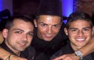 Ronaldo,Mağlubiyeti Kutladı!