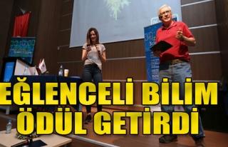 Yaşar Üniversitesi'ne Bir Ödül Daha