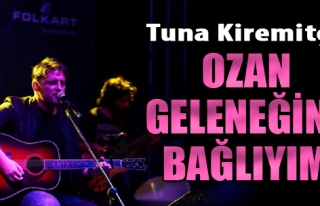 Tuna Kiremitçi: Şarkılarımı Hayattaki Çözümsüzlükler...