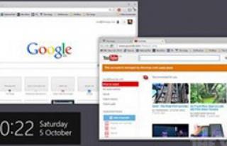 Chrome OS, Windows 8'e Geliyor