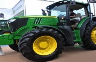 550 Bin Liraya Traktör