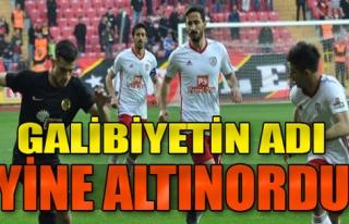 Eskişehirspor: 2 - Altınordu: 4