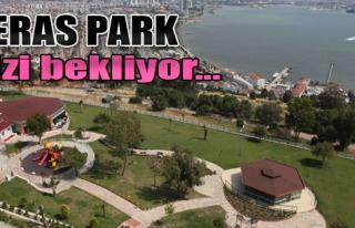 Teras Park Sizi Bekliyor