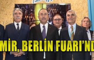 İzmir Berlin Fuarı'nda