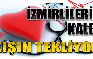İzmirlilerin Kalbi Kışın Tekliyor