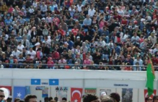 İzmir'de Havacılık Şenliği İlgi Gördü
