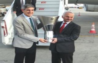Euroleague Kupası İstanbul''da