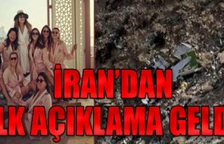İran düşen Türk uçağıyla ilgili o iddiayı...