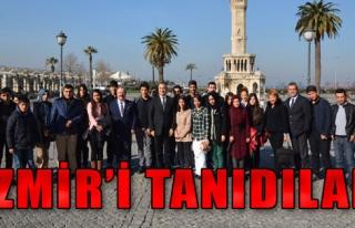 İzmir'den Hakkari'ye Dostluk Köprüsü