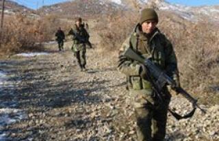 PKK'ya Bir Darbe de Hakkari'de