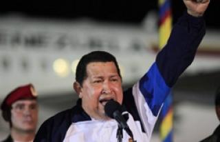 Chavez Ülkesine Döndü