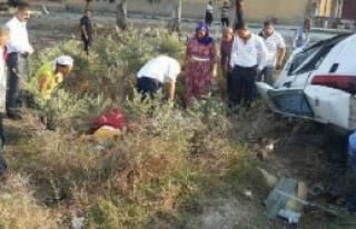 Adana'da Kaza; 29 Yaralı!