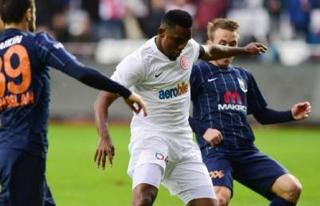 Antalyaspor-Başakşehir: 1-2