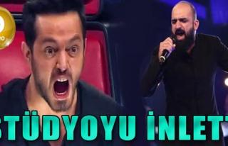 Murat Boz Haykırdı!