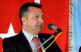 Bergama Chp'de Yeni Başkan Şimşek