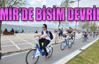 İzmir'de Bisim Devrimi