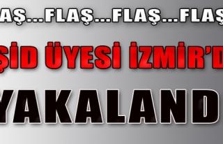 IŞİD Üyesi İzmir'de Yakalandı