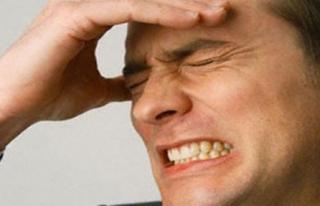 Stresli günlerde çok fazla diş sıkıyoruz