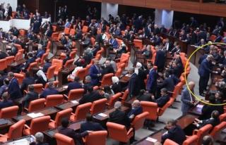 Başbakanlık Sonrası İlk kez Genel Kurul'da