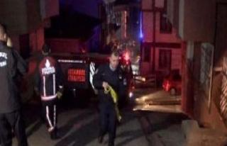 Gaziosmanpaşa'da Yangın: 1 Ölü