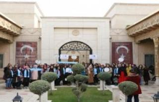 600 Kyk'lı Genç Konya'da Buluştu