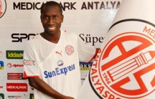 Diarra Antalyaspor'da