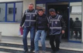TIR'dan Mazot Çalan 3 Kişi Tutuklandı