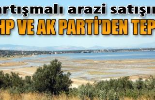 Aliağa'daki Tartışmalı Arazi Satışına CHP ve...