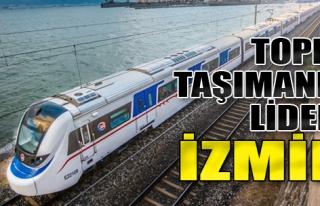 Toplu Taşımanın Lideri İzmir