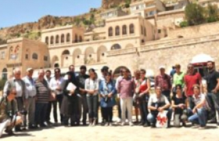 Mardin Yabancı Basını Ağırlıyor