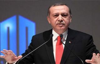 Erdoğan'dan Suriye Eleştirileri