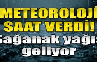Meteoroloji Saat Vedi!