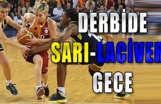 Fenerbahçe Galatasaray'ı Devirdi