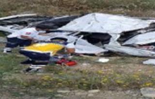 Amasya'daki Kazada, Aynı Aileden 2'si Çocuk 4 Kişi...