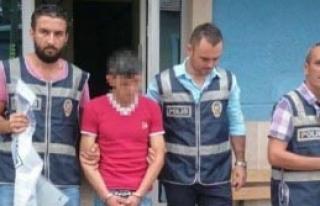 O Genç Tutuklandı
