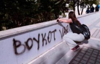Mersin Üniversitesi'nde Boykot Ve Tatil