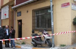 Beyoğlu'nda Muhtarlığa Saldırı
