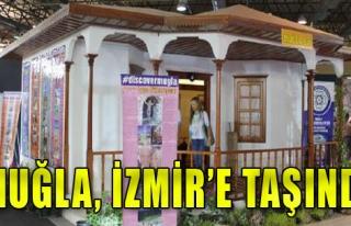 Muğla'yı İzmir'de Yaşayın