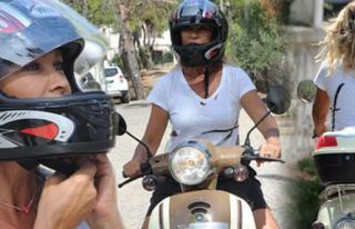Avşar'ın Motosiklet Keyfi