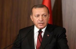 Erdoğan'dan Fransa Açıklaması