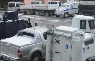 Hakkari'de Yoğun Güvenlik Önlemi