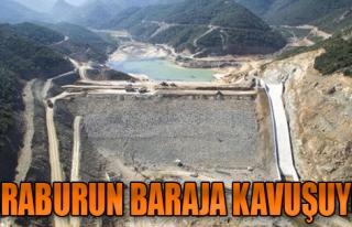 Karaburun Baraja Kavuşuyor